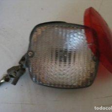 Coches y Motocicletas: LAMPARA/FOCO DE EMERGENCIA CON CONEXCION A LA BATERIA. Lote 162762006