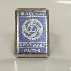 Coches y Motocicletas: ANAGRAMA ESCUDO BRITISH LEYLAND AUTHI MINI COOPER. Lote 162978181