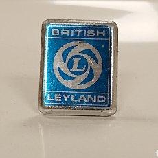 Coches y Motocicletas: ANAGRAMA ESCUDO BRITISH LEYLAND. Lote 162978294