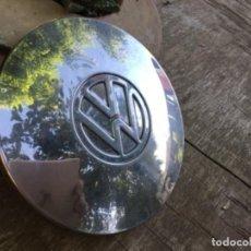 Coches y Motocicletas: TAPACUBOS CROMADO VW PASSAT Y SANTANA. Lote 163972982
