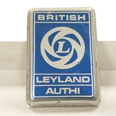 Coches y Motocicletas: ANAGRAMA ESCUDO BRITISH LEYLAND AUTHI MINI COOPER. Lote 163991460