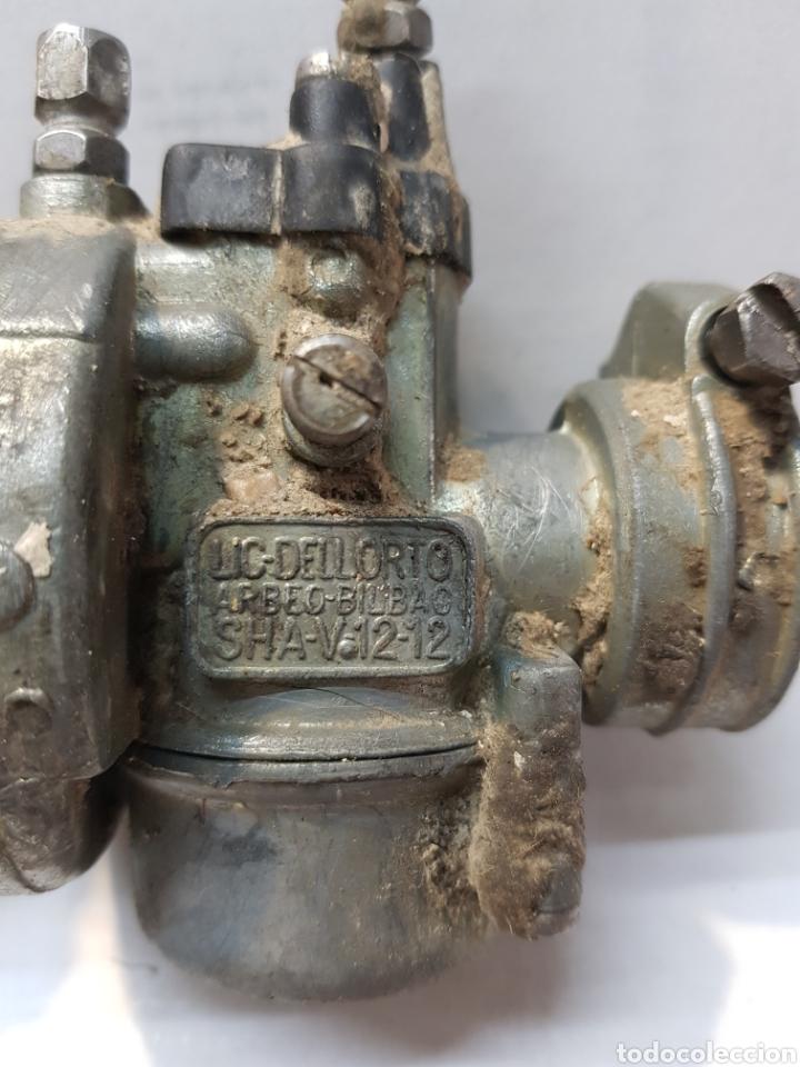 Coches y Motocicletas: Carburadores de moto Dellorto y Zenith - Foto 2 - 184143482