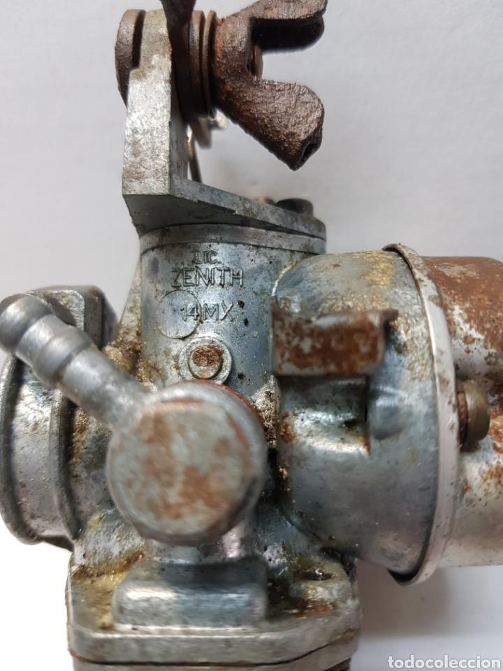 Coches y Motocicletas: Carburadores de moto Dellorto y Zenith - Foto 3 - 184143482