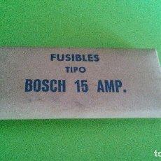 Coches y Motocicletas - CAJA DE FUSIBLES TIPO BOSCH DE 15 AMPERIOS - 166395906