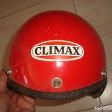 Coches y Motocicletas: CASCO DE MOTO CLIMAX , VINTAGE . Lote 167517864