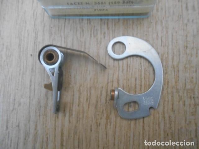 Coches y Motocicletas: 19 PLATINOS KONTACT REF. 1425 SIMCA 1000 DEL 1963 , RENAULT 4 DEL 63 . - Foto 2 - 167558306