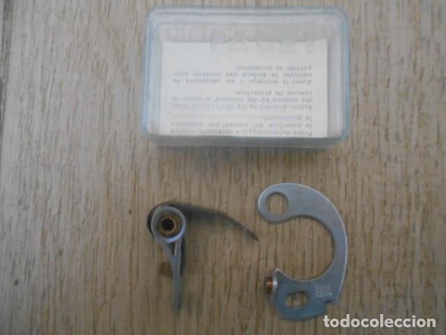 19 PLATINOS KONTACT REF. 1425 SIMCA 1000 DEL 1963 , RENAULT 4 DEL 63 . (Coches y Motocicletas - Repuestos y Piezas (antiguos y clásicos))