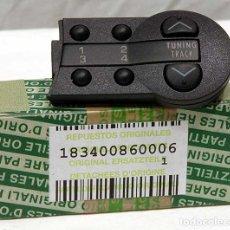 Coches y Motocicletas: CARÁTULA FRONTAL RADIO CASSETTE CD GRUNDIG WKC-3301 183400860006 SCD-3390. Lote 169359036
