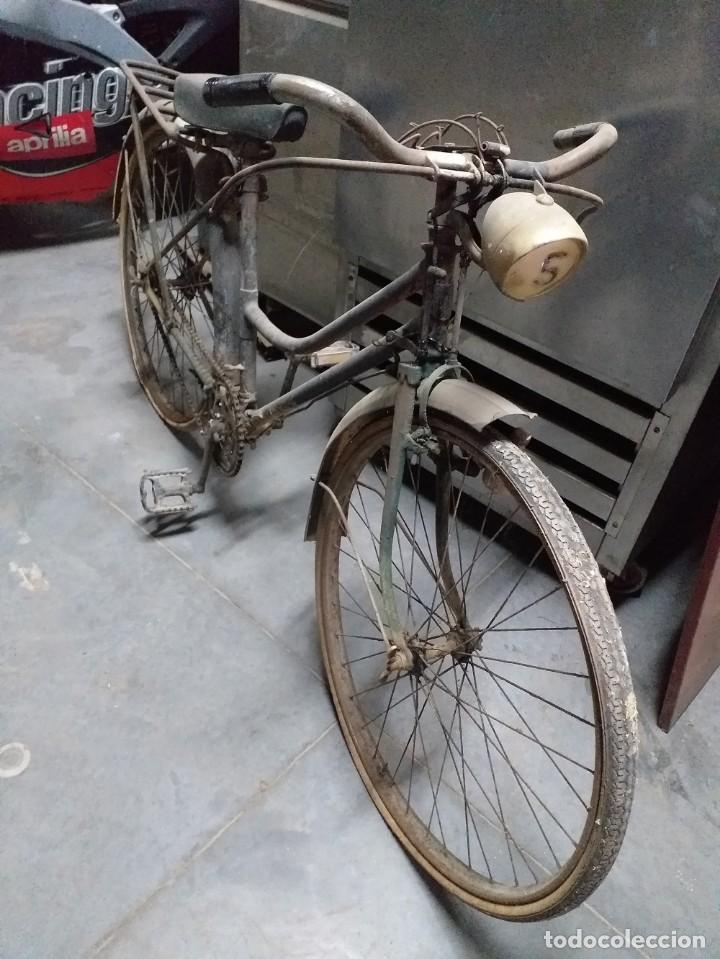 Coches y Motocicletas: BICICLETA ANTIGUA - Foto 2 - 169927960