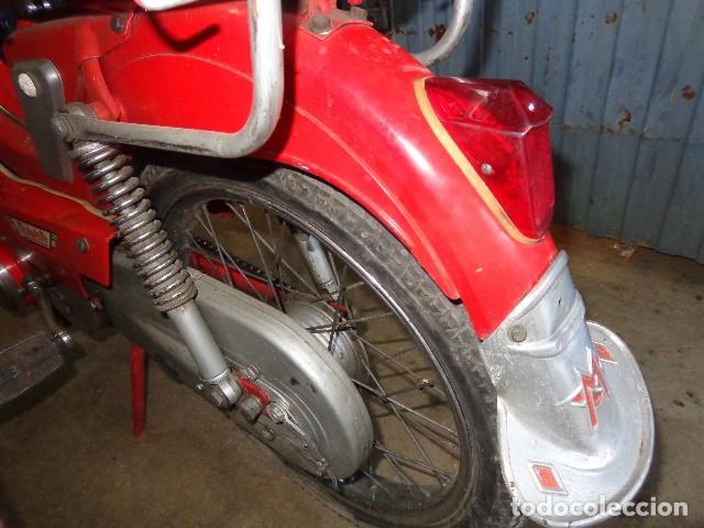 Coches y Motocicletas: Piloto trasero de mobylette - Foto 4 - 170224958