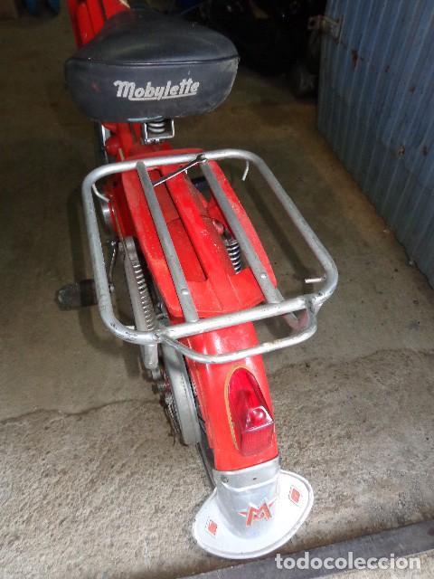 Coches y Motocicletas: Piloto trasero de mobylette - Foto 5 - 170224958