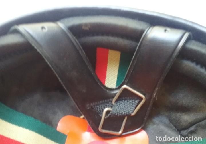 Coches y Motocicletas: CASCO MOTOCICLETA DURALEU FORTE SCOOTER VINTAGE AÑOS '70 - Foto 3 - 171145020
