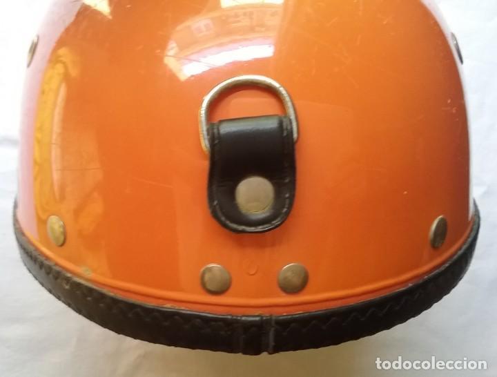 Coches y Motocicletas: CASCO MOTOCICLETA DURALEU FORTE SCOOTER VINTAGE AÑOS '70 - Foto 12 - 171145020