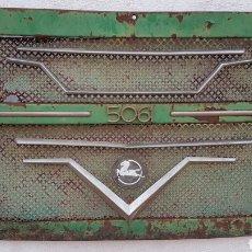 Coches y Motocicletas: MAGNIFICO ANTIGUO FRONTAL AUTOBUS PEGASO 5061. Lote 171541540