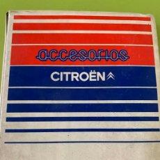 Coches y Motocicletas: EXCEPCIONAL Y RARO CATALOGO ORIGINAL DE RECAMBIOS Y ACCESORIOS CITROEN AÑOS 1983-84. Lote 171697130