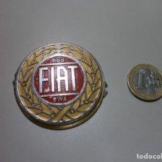 Coches y Motocicletas: CHAPA LOGO DE FIAT MODELO BWA. Lote 172089562