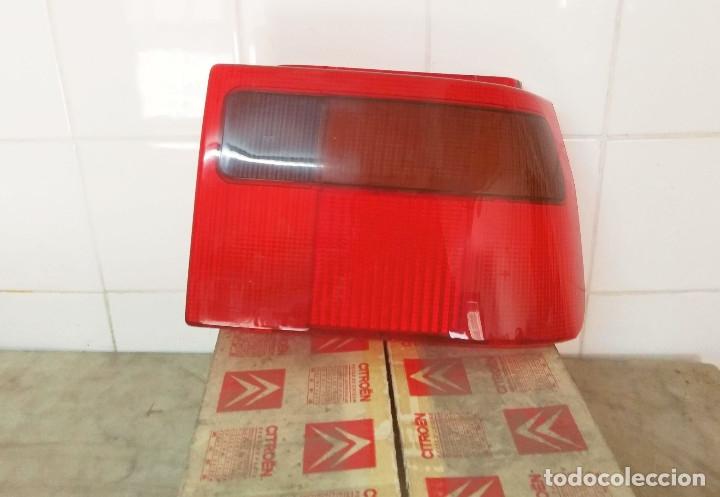 VALEO 95656607 - TULIPA PILOTO TRASERO IZQUIERDO (CITROEN ZX SERIES) (Coches y Motocicletas - Repuestos y Piezas (antiguos y clásicos))