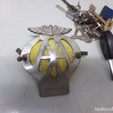 Coches y Motocicletas: EMBLEMA COCHE AUSTIN MORGAN. Lote 172696324