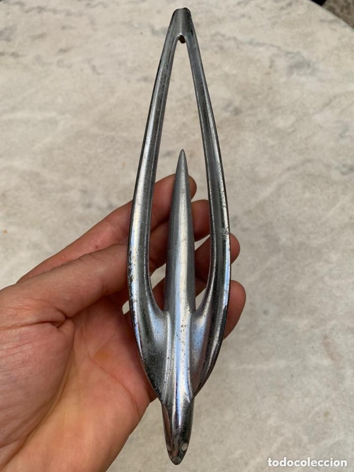Coches y Motocicletas: Emblema Renault 4 , ornamento capot coche antiguo - Foto 4 - 172868345