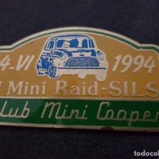 Coches y Motocicletas: CLUB MINI COOPER 1994. Lote 173443603