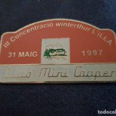 Coches y Motocicletas: CLUB MINI COOPER 1997. Lote 173443668