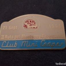 Coches y Motocicletas: CLUB MINI COOPER 1996. Lote 173443744
