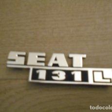 Coches y Motocicletas: INSIGNIA PLÁSTICO SEAT 131 L. Lote 175289093