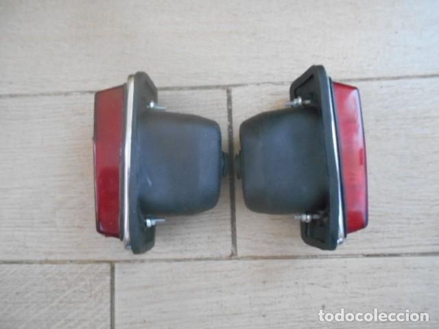 Coches y Motocicletas: PILOTOS TRASEROS ROJOS 1 DERECHO + 1 IZQUIERDO - Foto 2 - 175313845