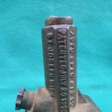 Coches y Motocicletas: DREDNAUT TWINCLIFT , Nº 32. AUTO SPEG. 1920.. GATO ELEVADOR DE COCHES CLASICOS..AÑO 1920. ORIGINAL.. Lote 175463448