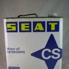 Coches y Motocicletas: LATA ACEITE CS SEAT 5L. Lote 175540002