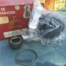 Coches y Motocicletas: JUEGO REP. TRANSMISIÓN LADO CAMBIO SEAT IBIZA, MÁLAGA Y TERRA. Lote 175784524