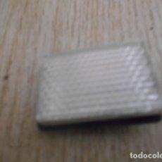 Coches y Motocicletas: REFLEX METÁLICO CROMADO 3 CM X 4,5 CM. Lote 175815900
