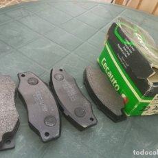 Coches y Motocicletas: PASTILLAS FRENO RENAULT 21 TXE. Lote 175965887