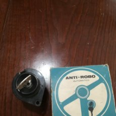 Coches y Motocicletas: ANTI-ROBO SEAT 850, 124 Y 1430. Lote 176304477