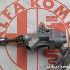 Coches y Motocicletas: ALFA ROMEO GIULIA GT/GTV/ GT JUNIOR/SPRINT GTA/GTA/ SPIDER DUETTO/ZAGATO JUNIOR - BOMBA ACEITE NUEVA. Lote 176308209