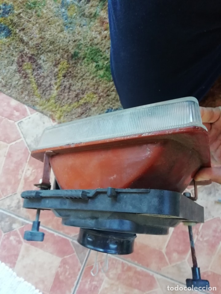 Coches y Motocicletas: Antiguo faro coche automóvil clásico Opel Corsa A GM Kinby - Foto 8 - 176446112