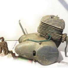 Coches y Motocicletas: MOTOR DERBI 125 DE LOS AÑOS 50 0 60. Lote 222147240