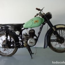 Coches y Motocicletas: IRESA 200, DE 1956. MOTO CON MOTOR VILLERS DE 200 C.C. Lote 177043810