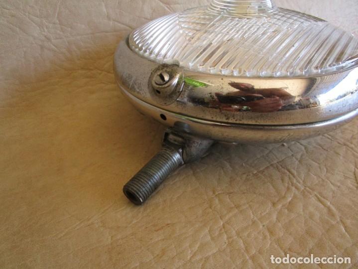 Coches y Motocicletas: antiguo foco faro coche clasico marchal 660 - Foto 3 - 177262565