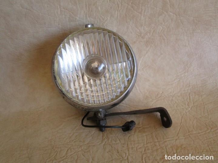 ANTIGUO FOCO COCHE CLASICO KINBY UG 502 (Coches y Motocicletas - Repuestos y Piezas (antiguos y clásicos))