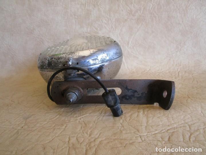 Coches y Motocicletas: antiguo foco coche clasico kinby UG 502 - Foto 6 - 177468700