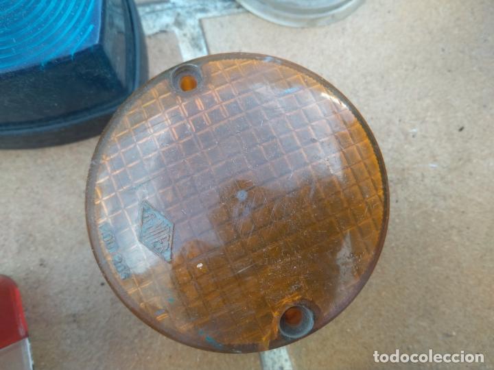 Coches y Motocicletas: Lote de intermitentes y tres faros - Foto 2 - 178348080