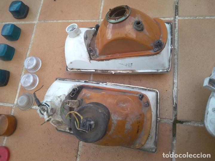 Coches y Motocicletas: Lote de intermitentes y tres faros - Foto 11 - 178348080