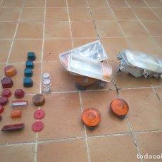 Coches y Motocicletas: LOTE DE INTERMITENTES Y TRES FAROS. Lote 178348080
