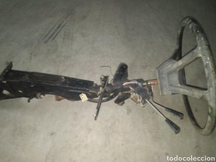 Coches y Motocicletas: RENAULT 12, VOLANTE CON COLUMNA DE DIRECCIÓN Y COMANDOS DE LUCES. - Foto 3 - 178828975