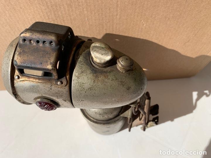 Coches y Motocicletas: FARO BICICLETA IMPEX CARBURO - Foto 3 - 182173051