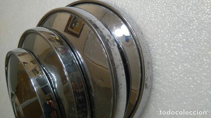 Coches y Motocicletas: 4 tapacubos seat clasicos - Foto 10 - 182632070