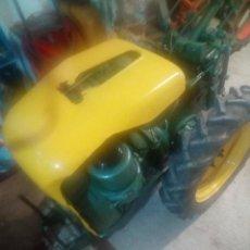 Coches y Motocicletas: MOTOCULTOR PASCUALI DE 14 CV CON REMOLQUE. Lote 188713633
