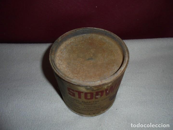 Coches y Motocicletas: magnifica antigua lata de stopwater para los bajos de los coches protectivo antioxidante - Foto 3 - 189171632
