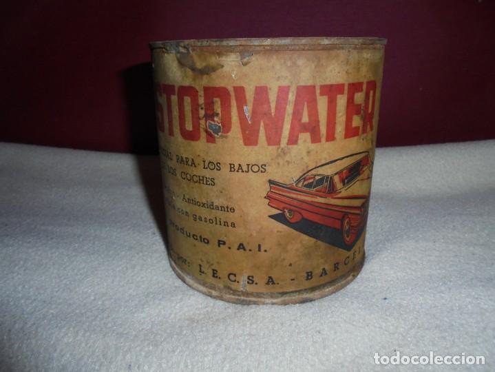 Coches y Motocicletas: magnifica antigua lata de stopwater para los bajos de los coches protectivo antioxidante - Foto 6 - 189171632